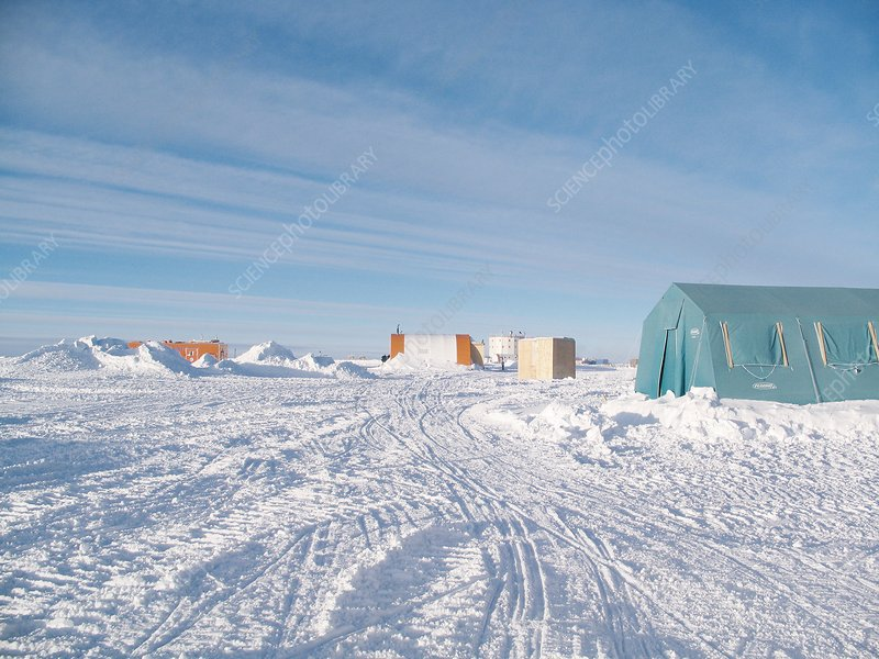 Concordia research base, Antarctica