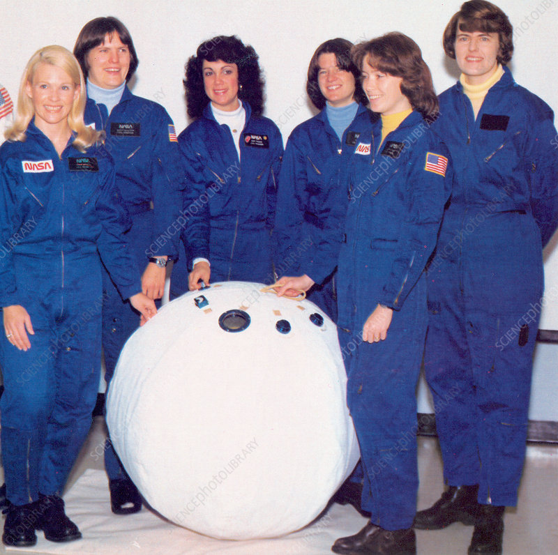 NASA's First Six Women Astronauts