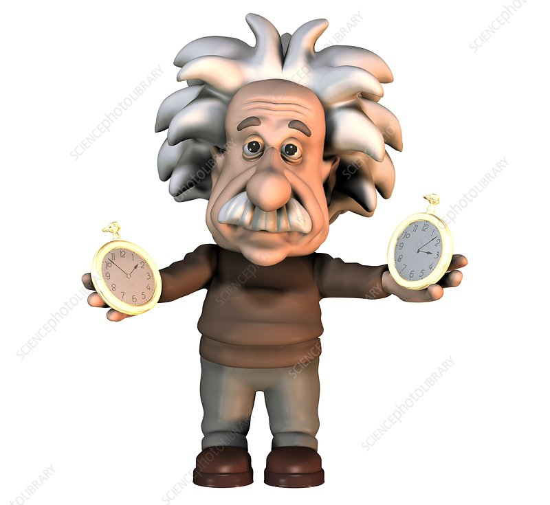 Albert Einstein, artwork