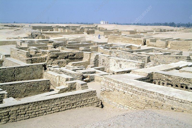 Egyptian archaeology, Al-Fayoum oasis