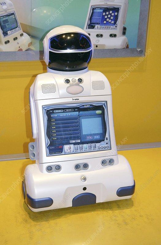 iRobi domestic robot