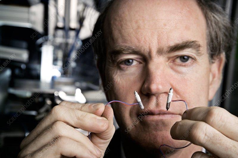 Brian Derby, materials scientist
