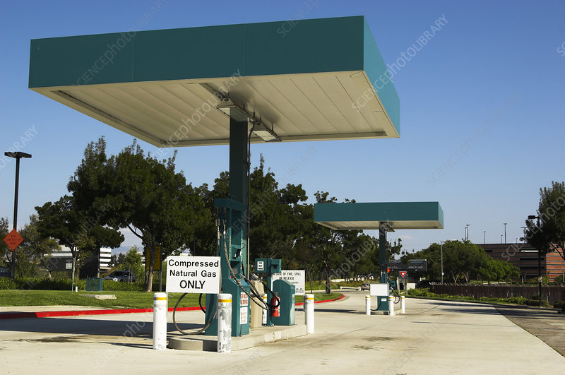 Natural Gas Fueling Station
