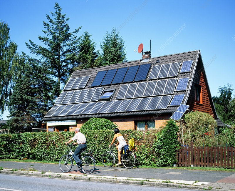 Solar power technology, Germany