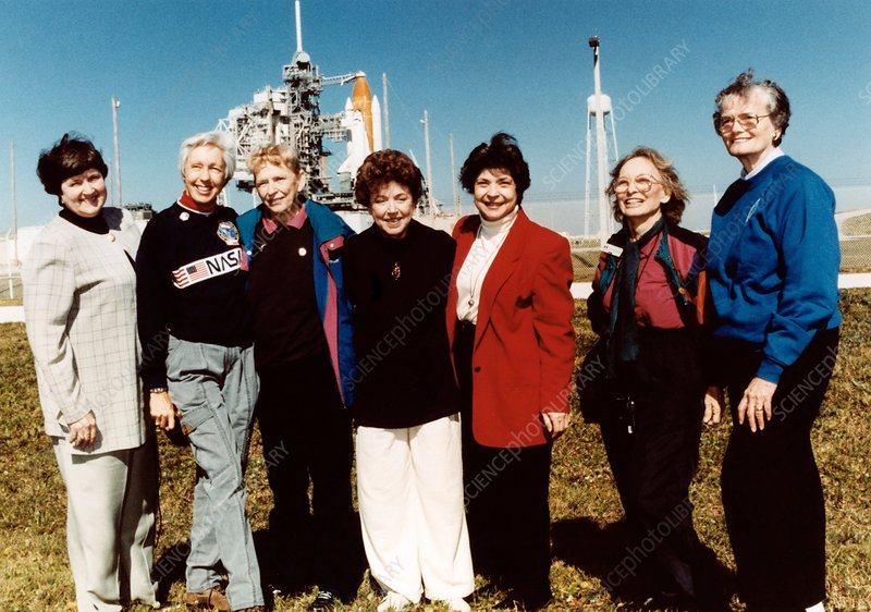 First Lady Astronaut Trainees