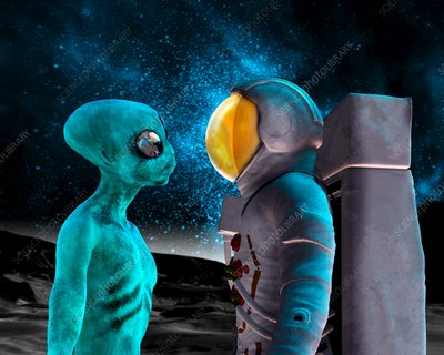 astronauts believe in aliens-#20
