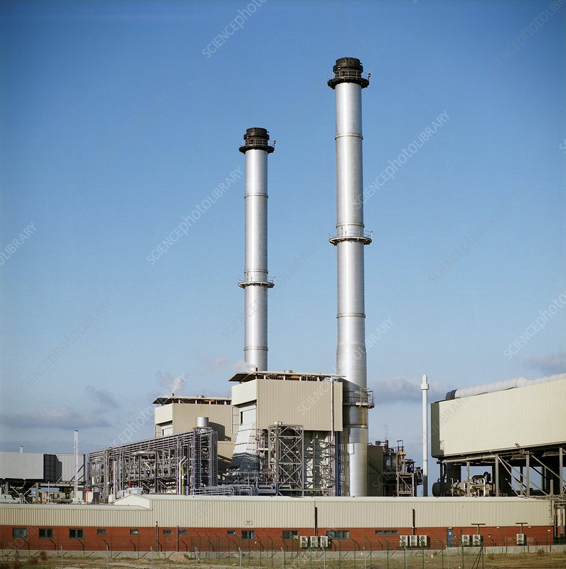 Shotton combined heat and power station