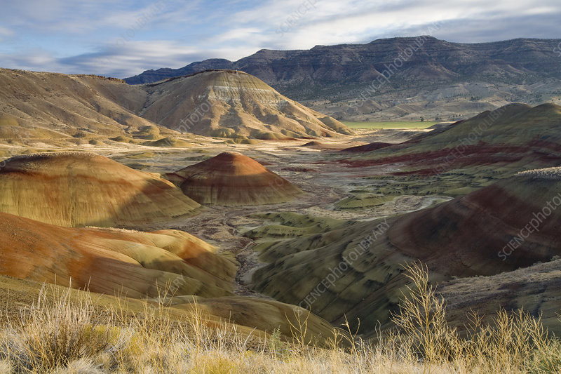 'Painted Hills, Oregon'