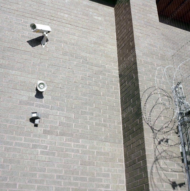 Security measures at trading estate