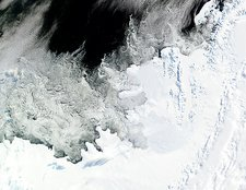 Wilkins Ice Shelf, Antarctica