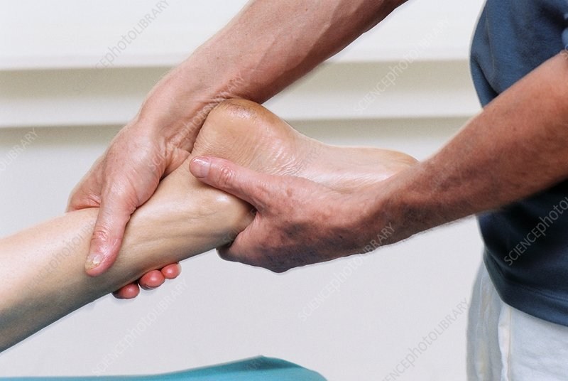 Foot manipulation
