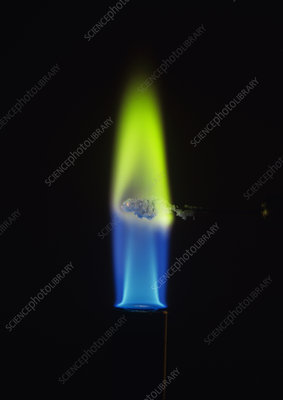 Barium Flame Test