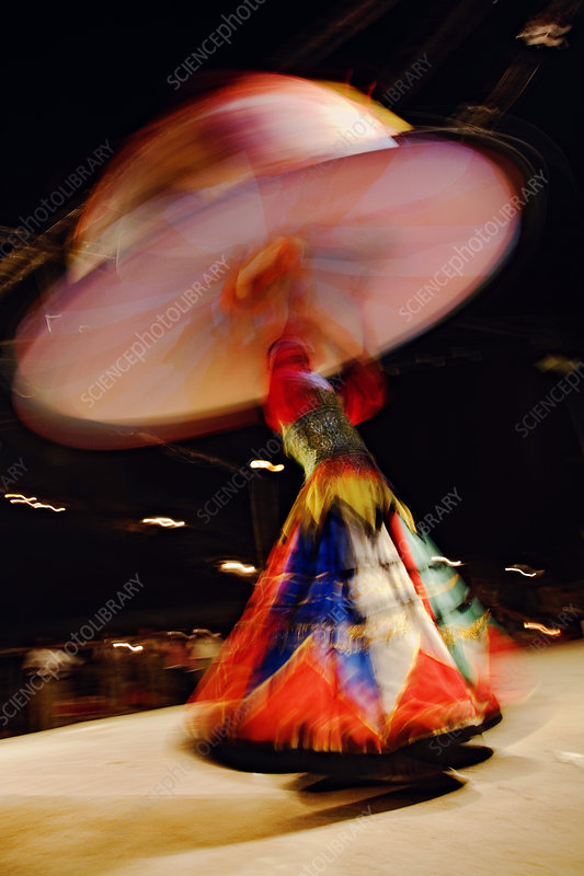 'Whirling Dervish, Egypt'