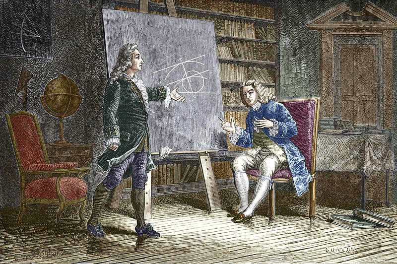 Bernoulli brothers, Swiss mathematicians