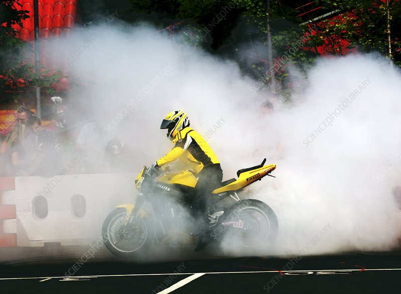 Dave Coates extreme Burnout