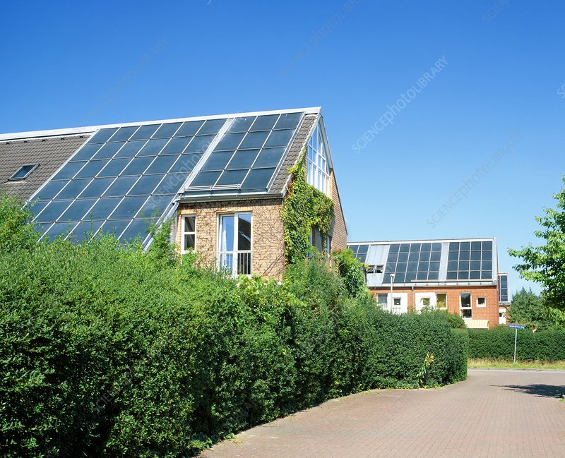 Solar technology, Germany
