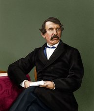 David Livingstone, Scottish explorer