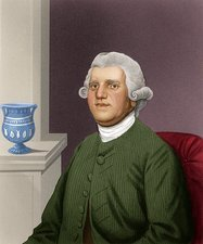 Josiah Wedgwood, British industrialist