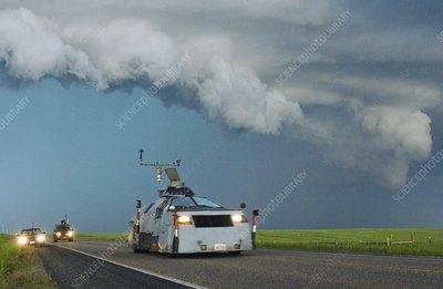 tornado research
