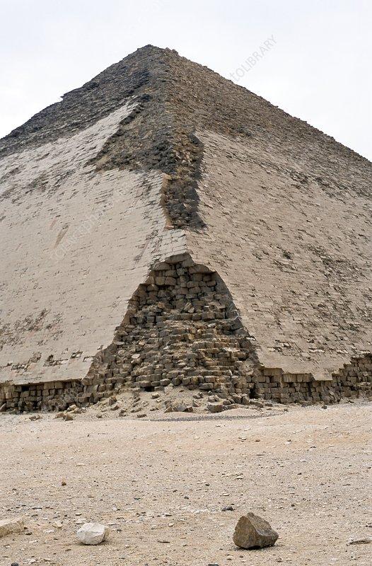 Bent Pyramid, Egypt