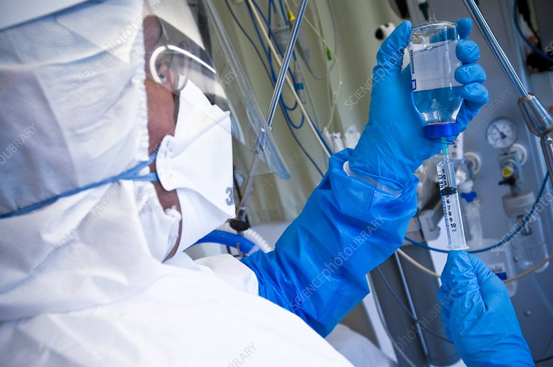 Infection prevention in intensive care
