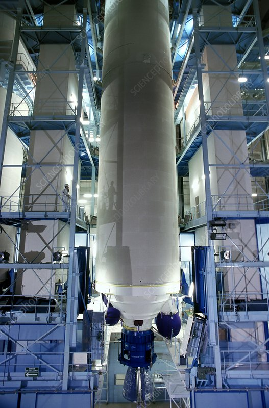 Ariane 5 production