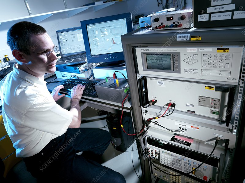 Calibrating electrical analysis equipment