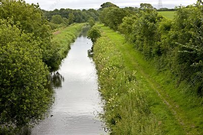Lancaster Canal, UK