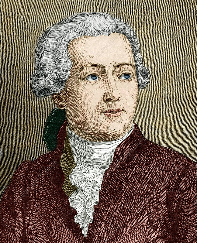 Antoine Lavoisier, French chemist