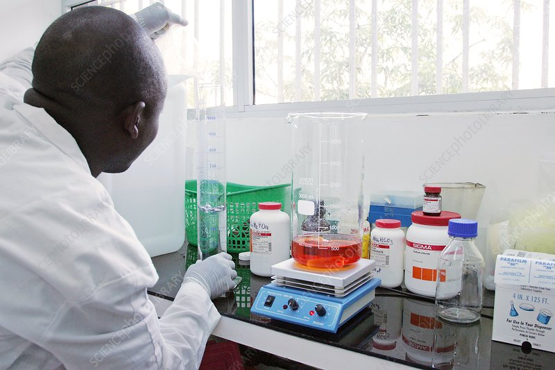 Malaria research, Africa