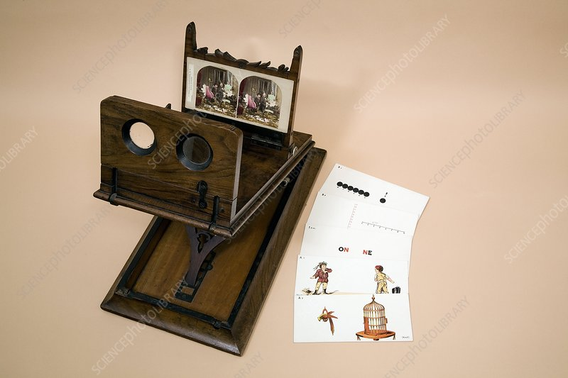 Historical stereoscope