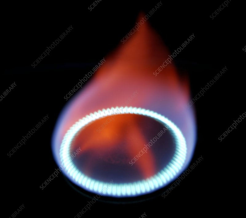 Kitchen gas ring
