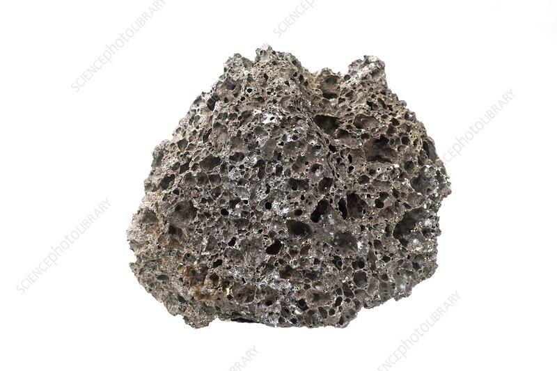 Vesicular basalt