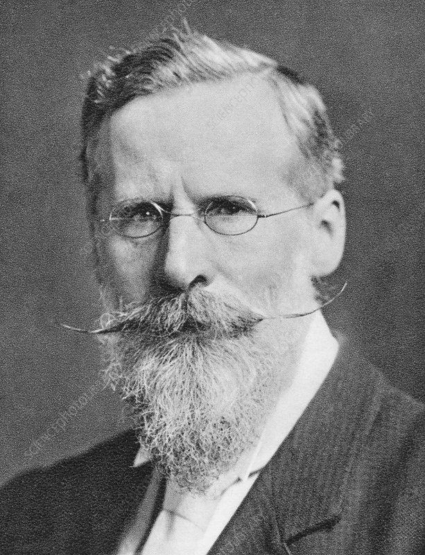 William Crookes, British physicist