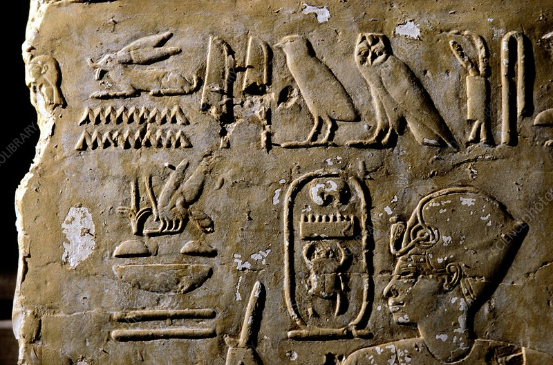 egyptian hieroglyphic helicopter