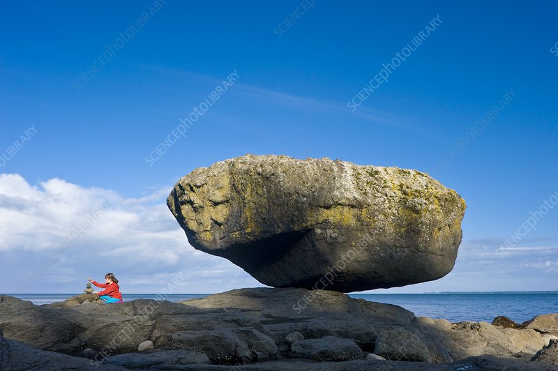 Balance Rock, British Columbia