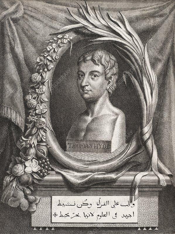 Thomas Hyde, English orientalist
