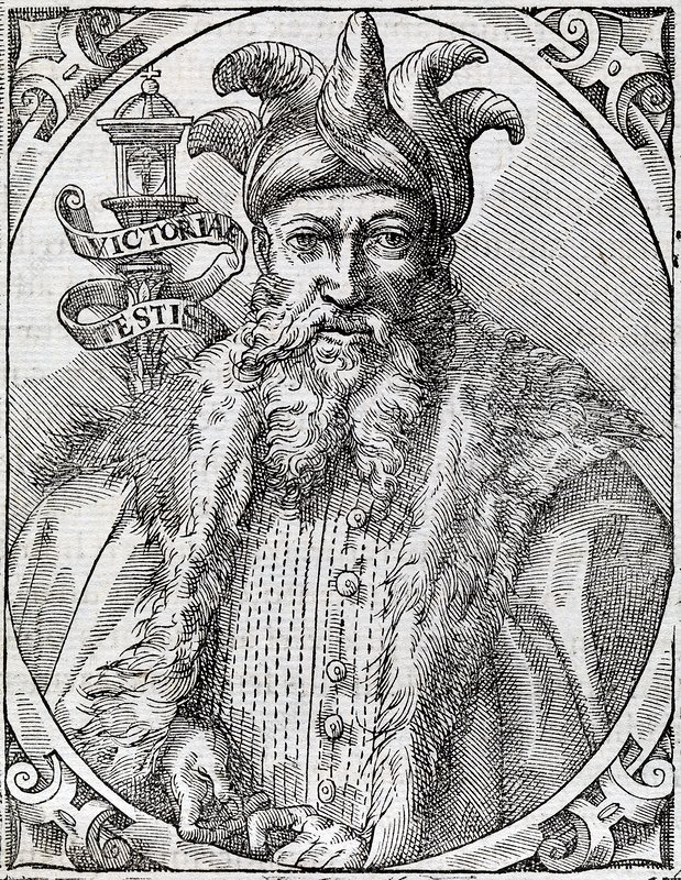 Saladin, Sultan of Egypt and Syria