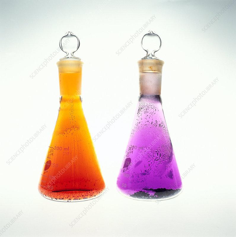Bromine and Iodine