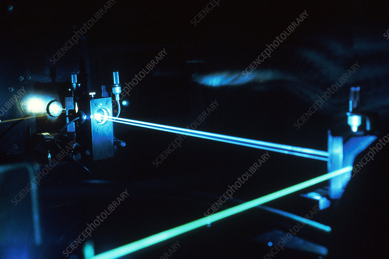 Argon-ion Laser