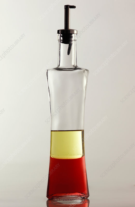 Red Wine Vinegar and Oil