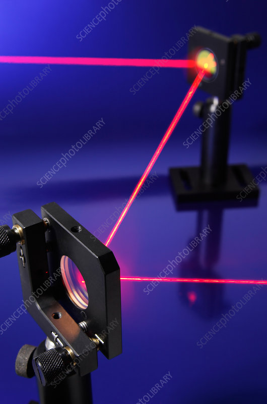 Laser Research Stock Image C002 8391 Science Photo Library