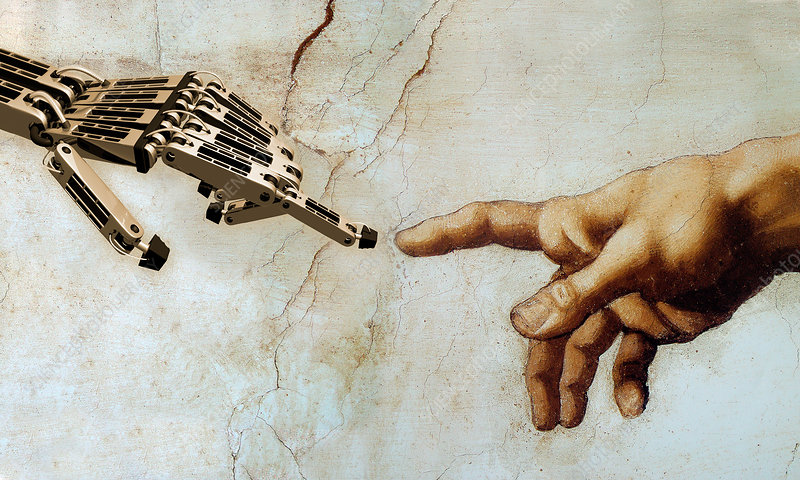 Creation of Robotic Adam