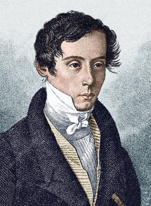 Augustin Jean Fresnel, French physicist