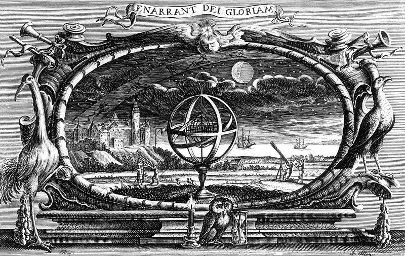 Solar eclipse, 1656