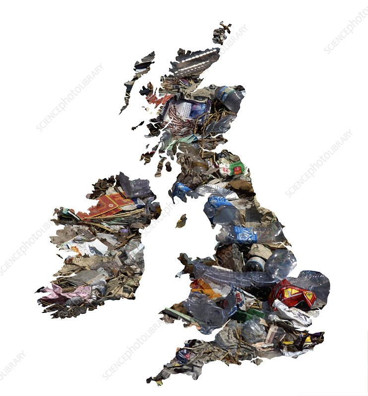 Waste control in the UK and Ireland