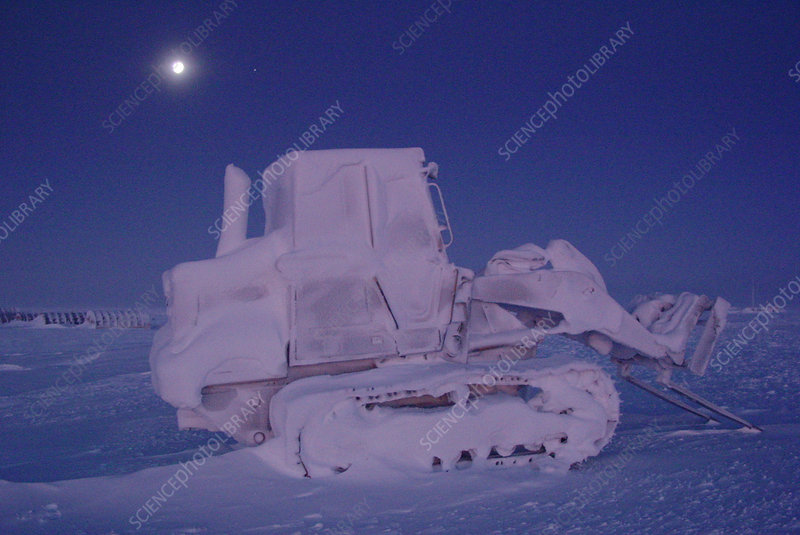 Frozen loader