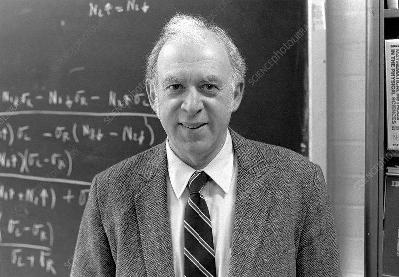 Jerome Friedman, US physicist