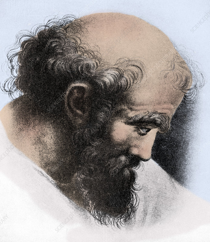 Pythagoras - Stock Image C003/1525 - Science Photo Library