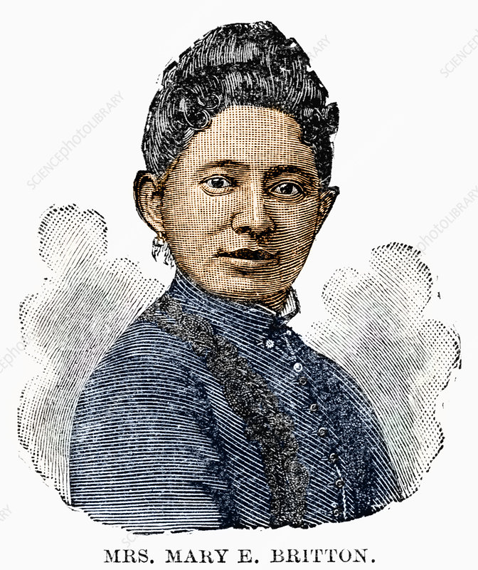Mary E. Britton